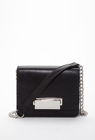 Forever 21 Chain Strap Crossbody Bag