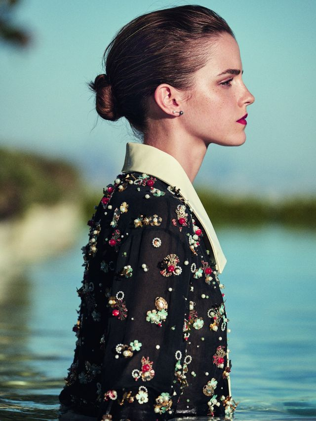 Fashion Is A Feminist Issue, According To Emma Watson -1142