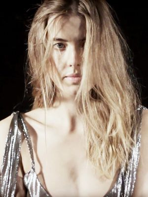 Agyness Deyn's Slightly Spooky Return to the Fashion Magazine World