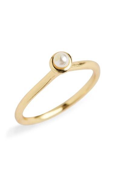 Topshop Women's Topshop Beaded Ring