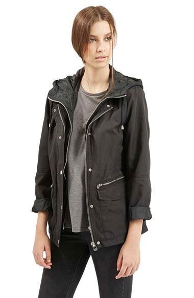 Topshop Women's Topshop Kiora Jacket
