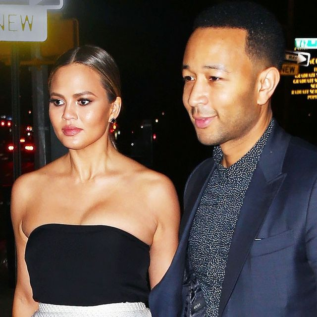 Every Pretty Dress Chrissy Teigen Wore For Her Birthday Weekend