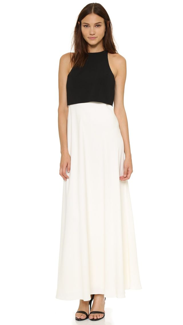 Jill Stuart Colorblock Dress