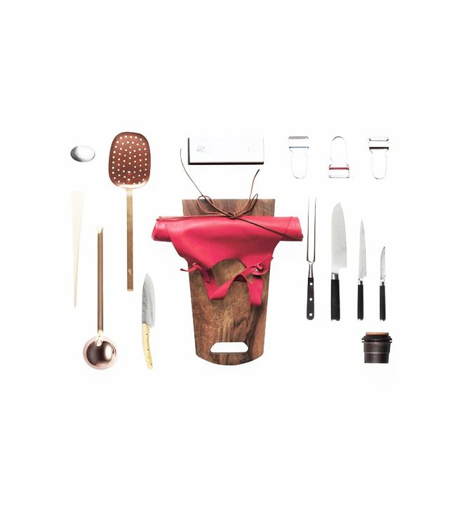 Malle W. Trousseau Kitchen Set