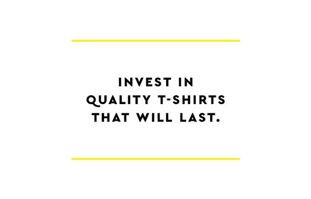 You'll notice we do a lot of talking here at Who What Wear about stylish celebrities who seem to wear nothing but jeans and T-shirts; they get away with it because, by and large, they're investing...