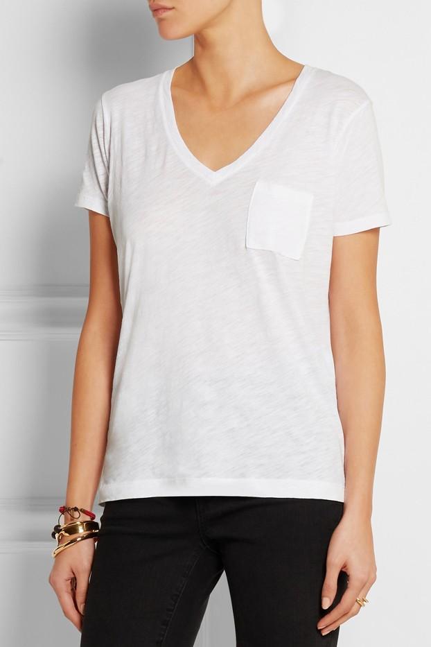Madewell Slub Cotton-Jersey T-shirt