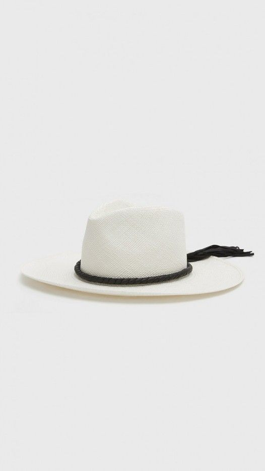 Ryan Roche Panama Hat