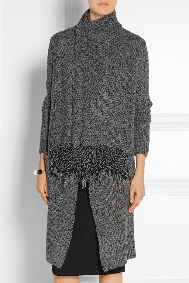 Thakoon Addition Knitted Cardigan