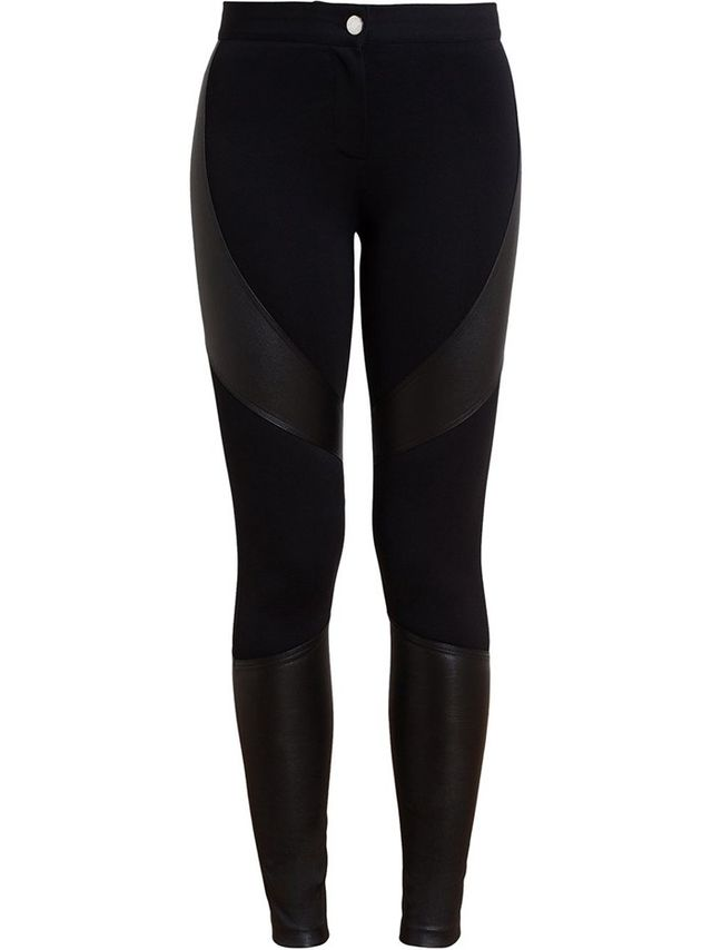 Givenchy Panelled Leggings