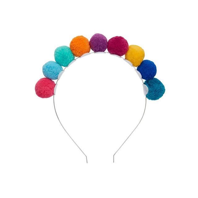 Sportsgirl Shake Your Pom Pom Headband