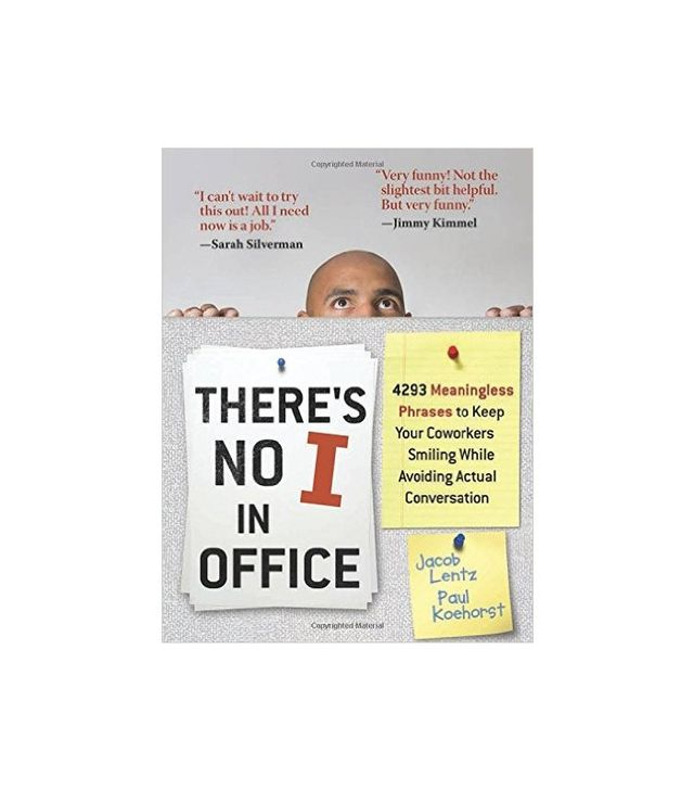 There's No I in Office by Jacob Lentz
