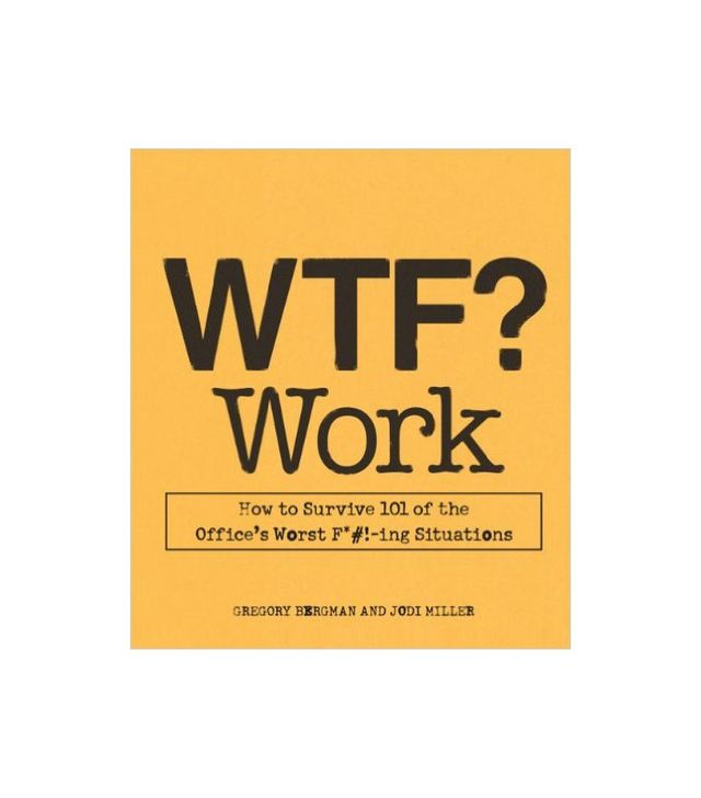 WTF? Work by Gregory Bergman
