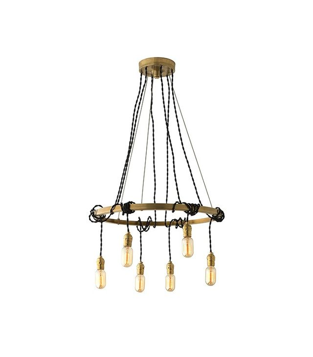 Schoolhouse Electric & Supply Co. Tangled Chandelier