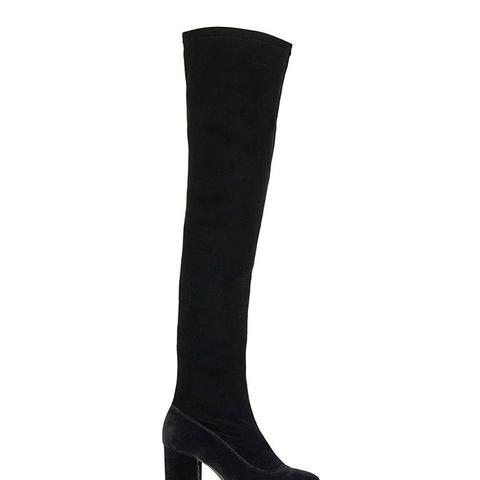 BANK High-Leg Boots