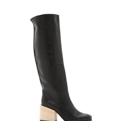 Fisk Knee Boots