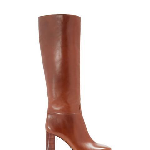Devon High Heel Tall Boots