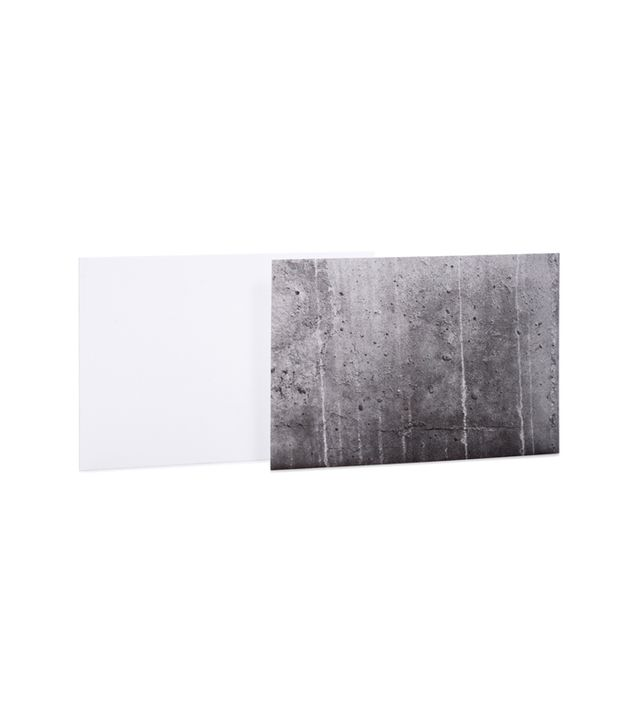 Well-Received Textured Concrete (Single Card)