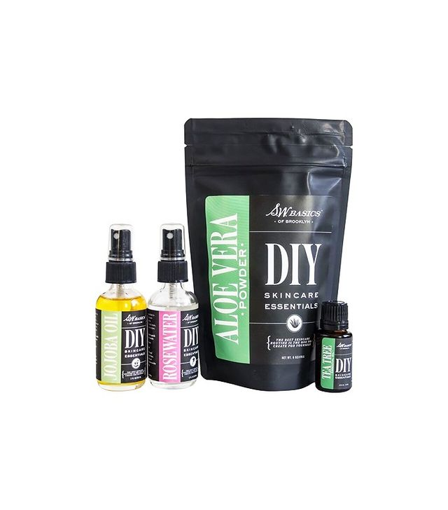 DIY Skincare Essentials S.W. Basics