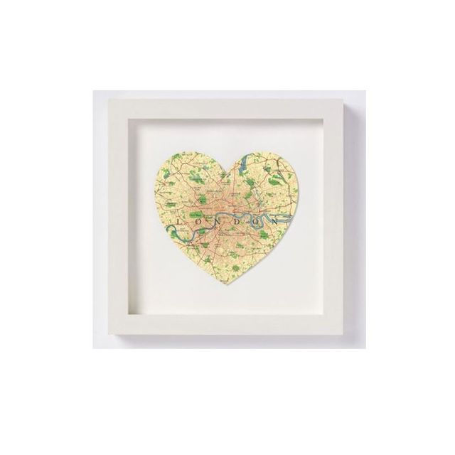 In.Spaces London Heart Map