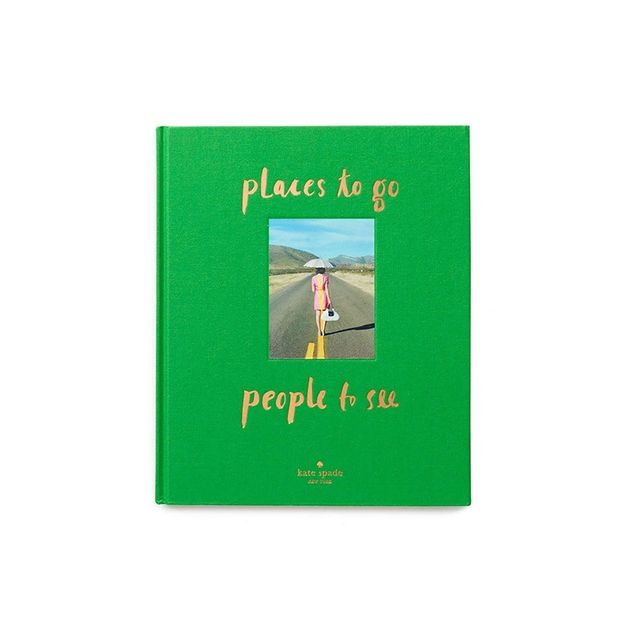 Kate Spade New York Places To Go, People To See Book