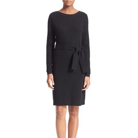 Chantal Cotton Jersey Sweater Dress
