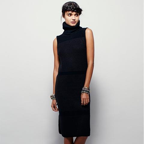 Arctic Knit Dress
