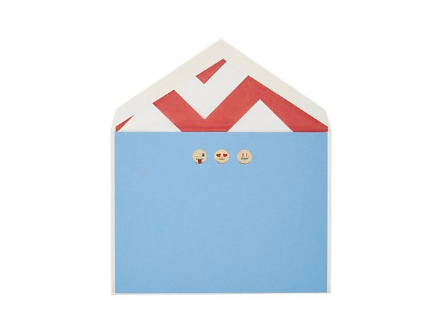 Connor Emoji Stationery