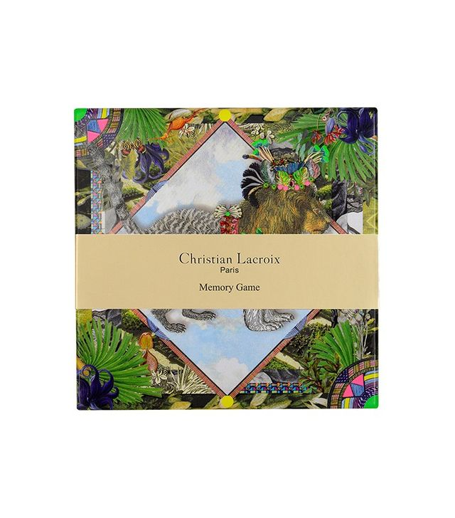 Christian Lacroix Jungle Leo Memory Game