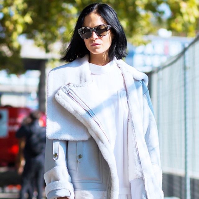 This Is What Fashion Pros Wear When It Gets REALLY Cold
