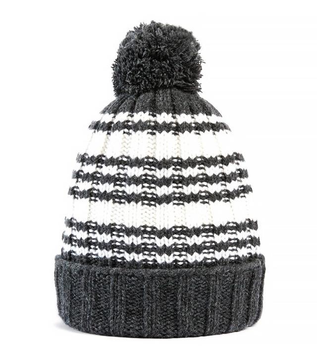 Gucci Striped Wool Knit Hat