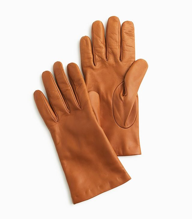 J.Crew Italian Leather Gloves