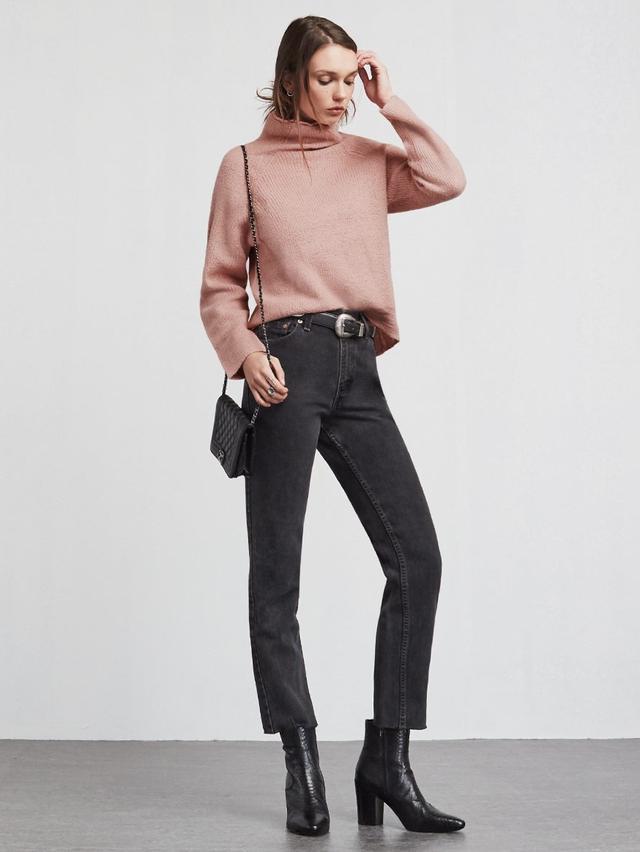 Reformation Abbey Alpaca Sweater