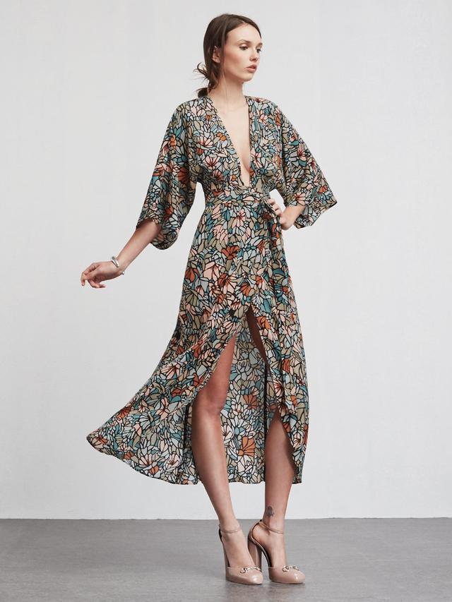 Reformation Pollock Dress