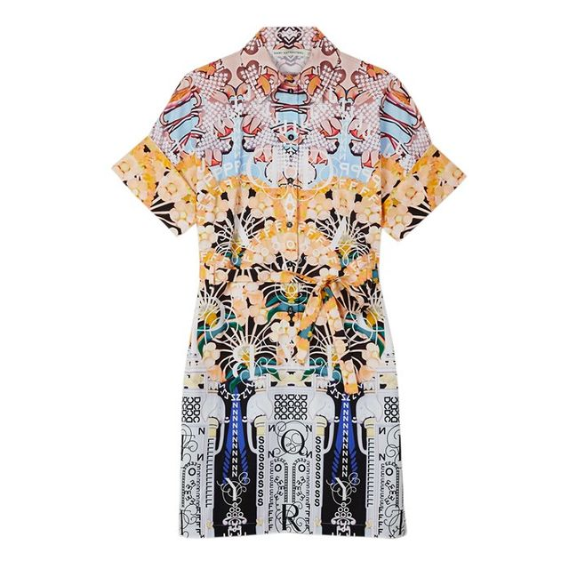 Mary Katrantzou Shirtdress