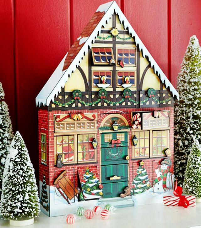 Neiman Marcus Christmas House Advent Calendar