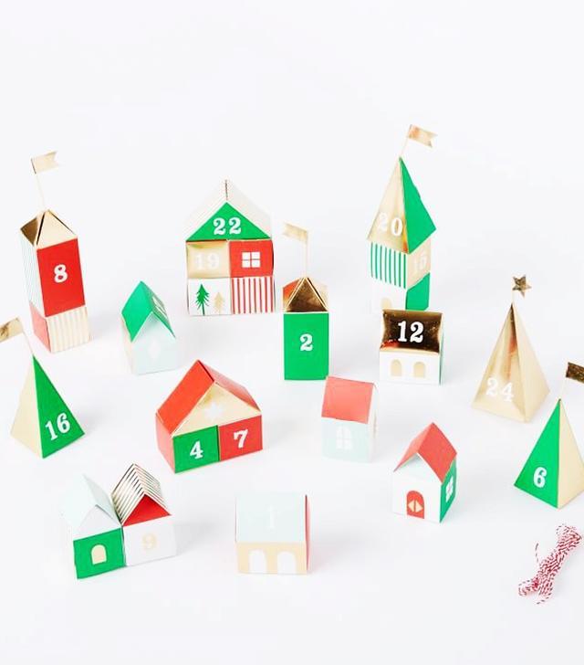 West Elm 3D Advent Calendar