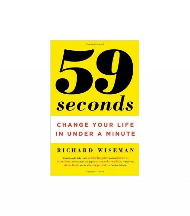 59 Seconds by Richard Wiseman