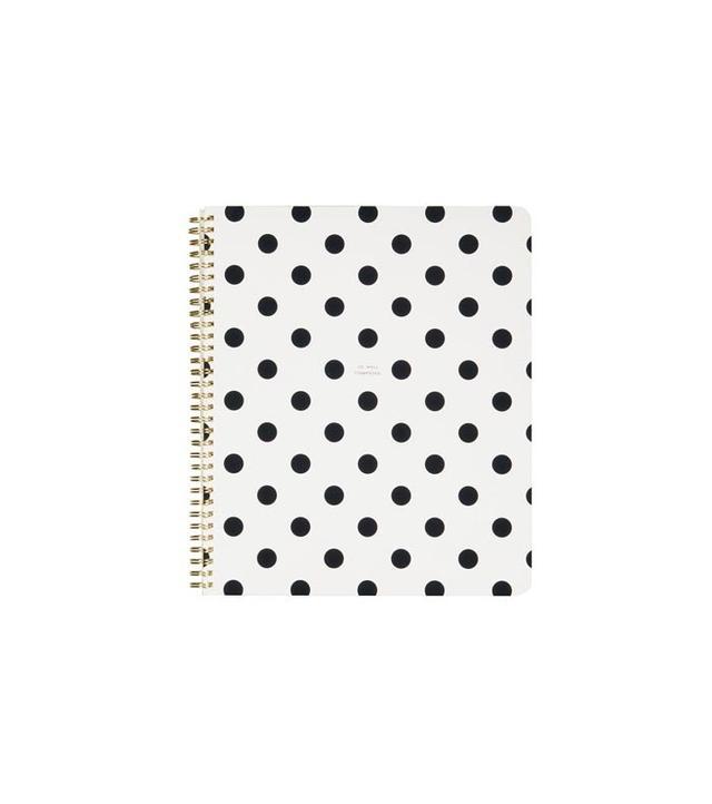 Kate Spade Spiral Notepad