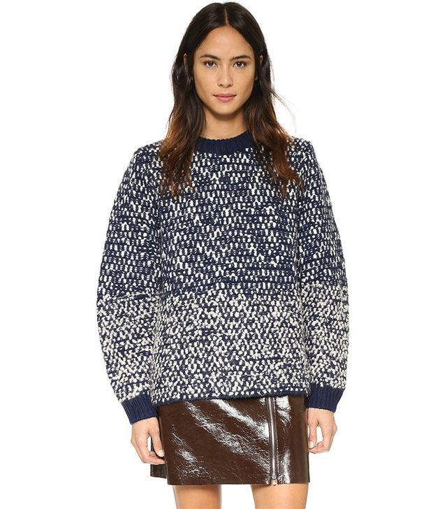 See by Chloé Chunky Pullover