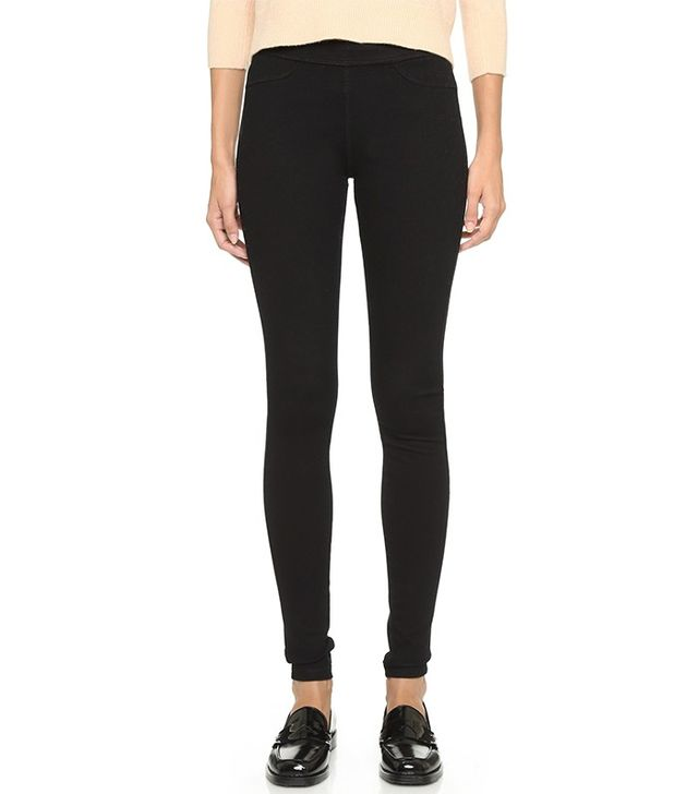 AG Knit Luxe Pull On Legging Jeans