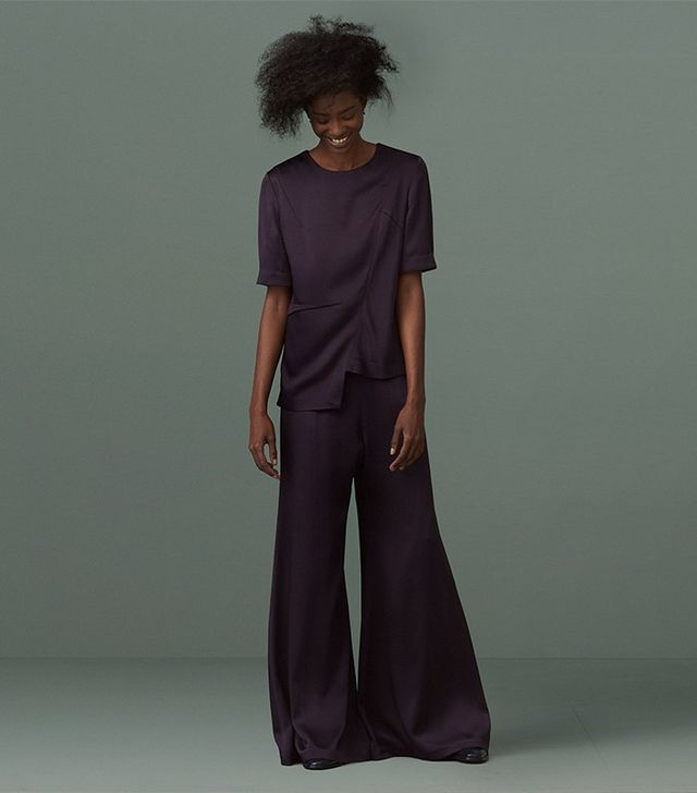Finery Curzon Soft Flare Trousers