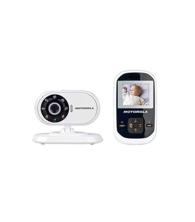 Motorola Digital Video and Audio Baby Monitor