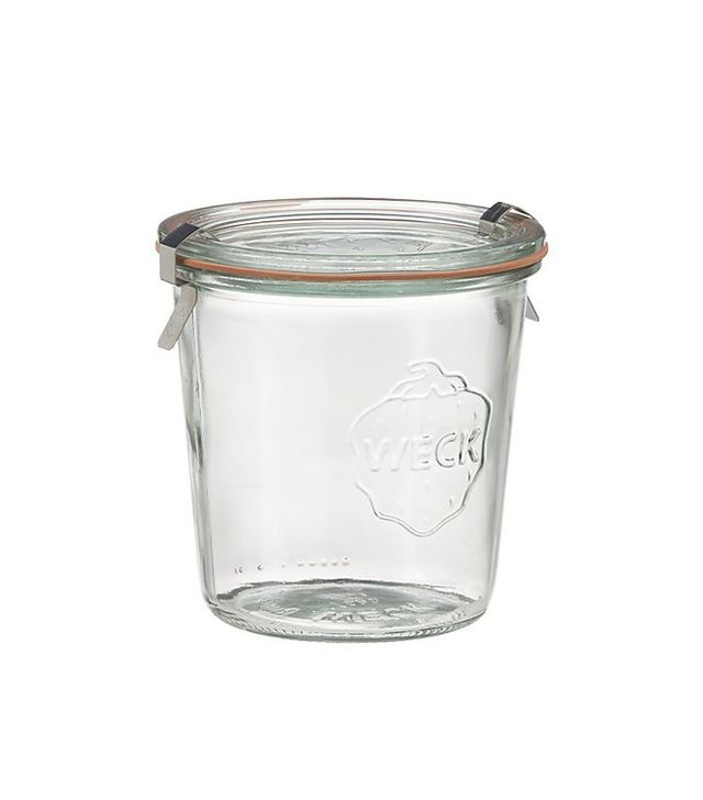 Crate and Barrel Weck 18 oz. Canning Jar