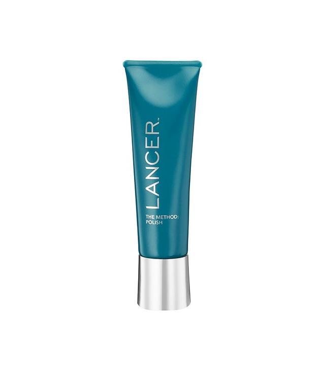Lancer Skincare's The Method Polish Exfoliator