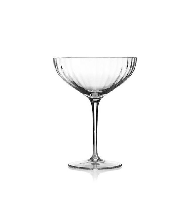 William Yeoward Crystal American Bar Corinne Coupe Champagne Glass