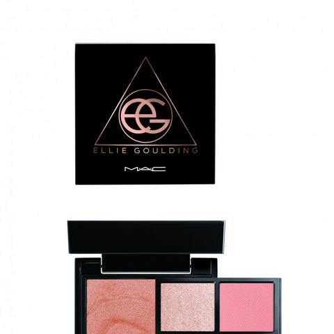 Eye and Cheek Compact in Halycon Nights
