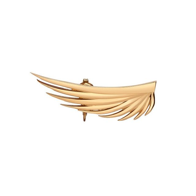 Aurate New York Feather Ear Cuff