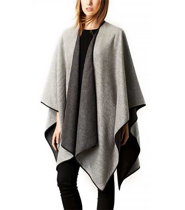 Burberry Double-Faced Cashmere Wrap