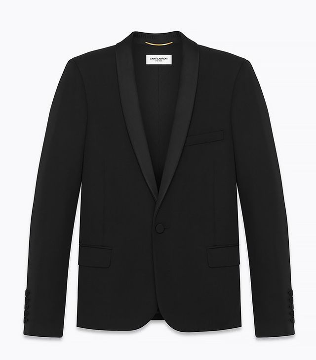 Saint Laurent Iconic Le Smoking Jacket