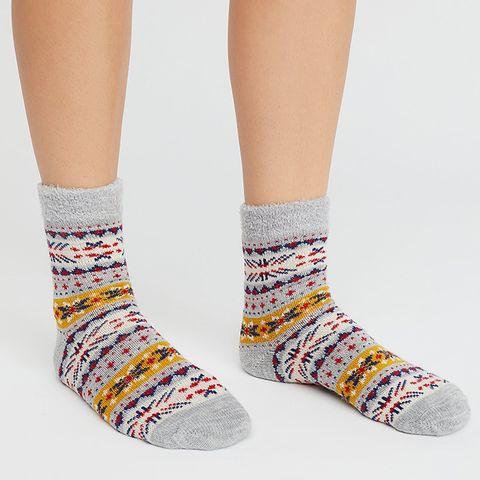 Polar Slipper Sock